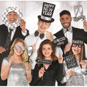Rekvizity na fotenie - Happy New Year
