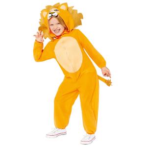 Detský kostým - Lev Veľkosť - deti: XL